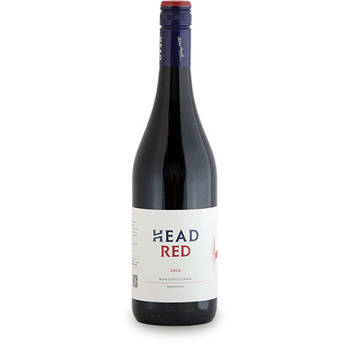 Head Wines Head Red Montepulciano 2018